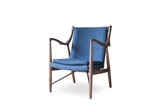 Ash armchair Graham Clipped