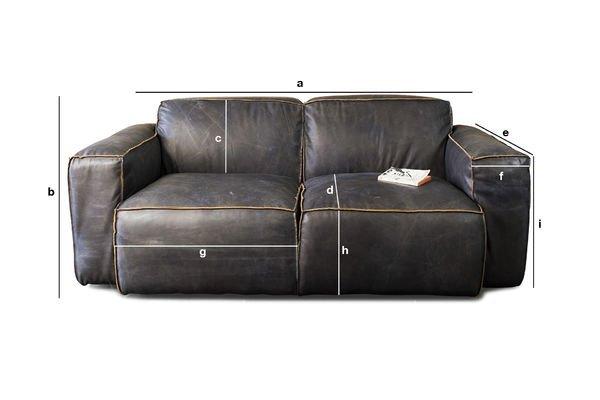 Product Dimensions Atsullivan Sofa