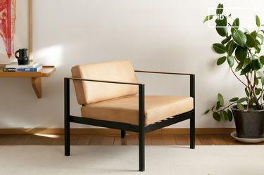 Avayona leather armchair
