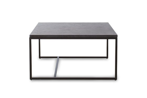Avedore black marble coffee table Clipped