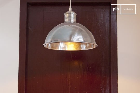 Banker large suspension light