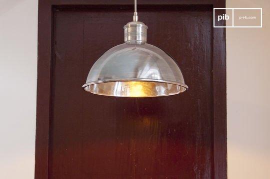Banker large suspension light