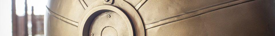 Material Details Bar Globe Jules Vernes