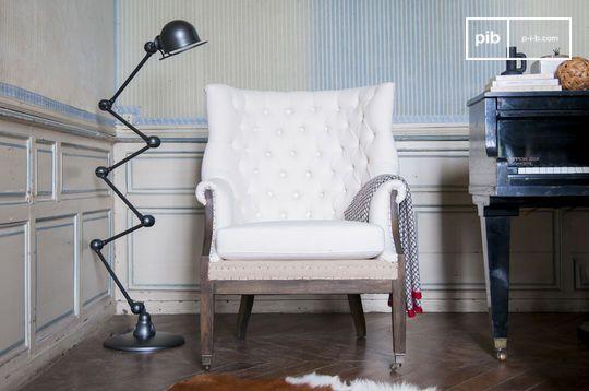 Baroque armchair Cambridge