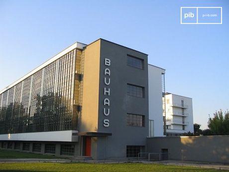 Bauhaus main building