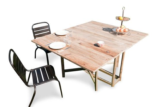 Belle Amsterdam dining table Clipped