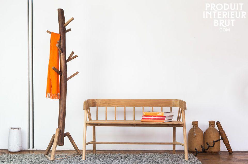 The elegance of precious wood