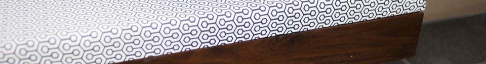 Material Details Bench Londress