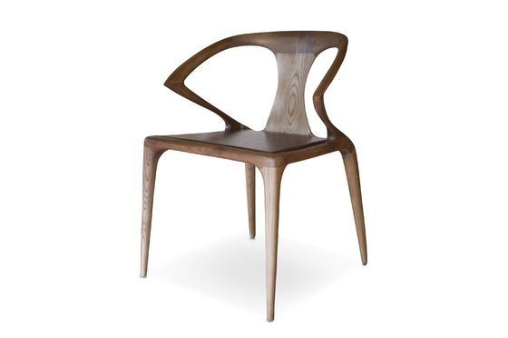Bentwood chair Kirsten Clipped