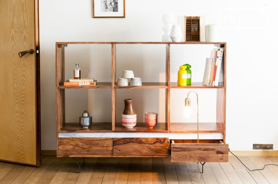 Big bookcase Mabillon