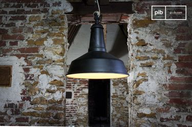 Black Factory suspension light