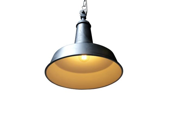 Black Factory suspension light Clipped