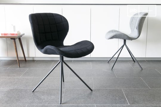 Black Hetsik chair