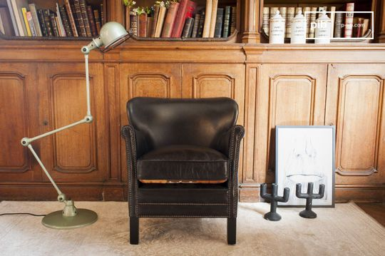 Black Turner Armchair