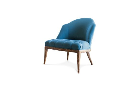 Blue Popador chair Clipped