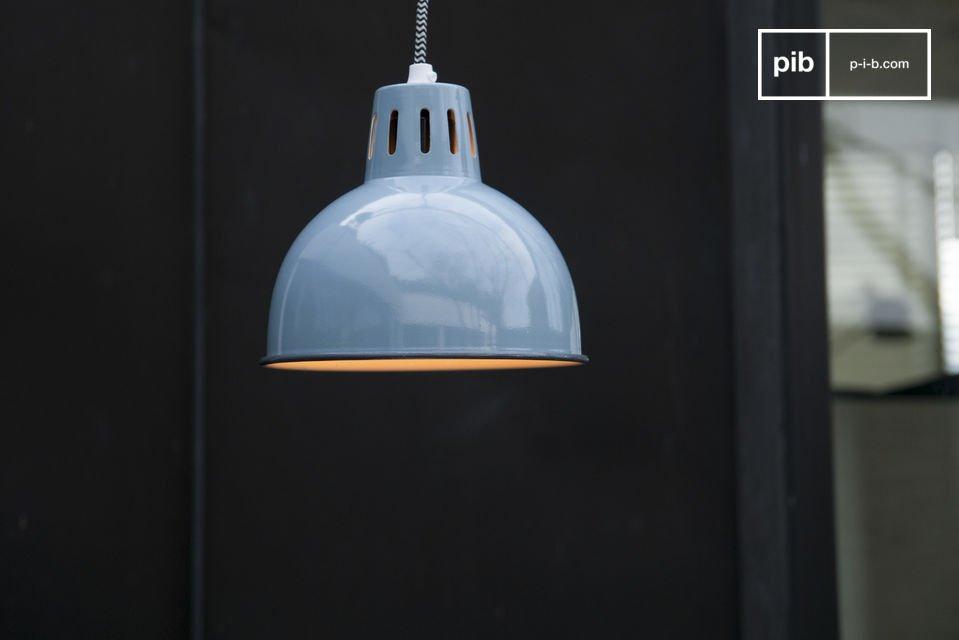 Blue SNÖL Suspension Light