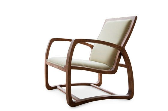Boger Stak Armchair Clipped