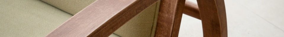 Material Details Boger Stak Armchair