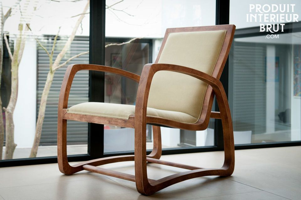 Enjoy the neat stroke of a pen, which is derived from the Boger Stak chair line