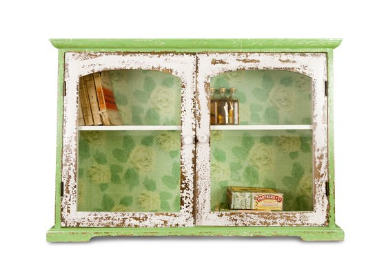 Boho wall cabinet Clipped