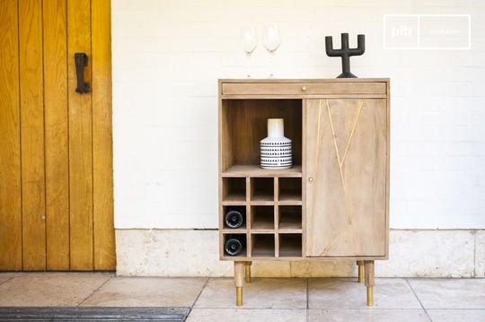 Bottle cabinet Messinki