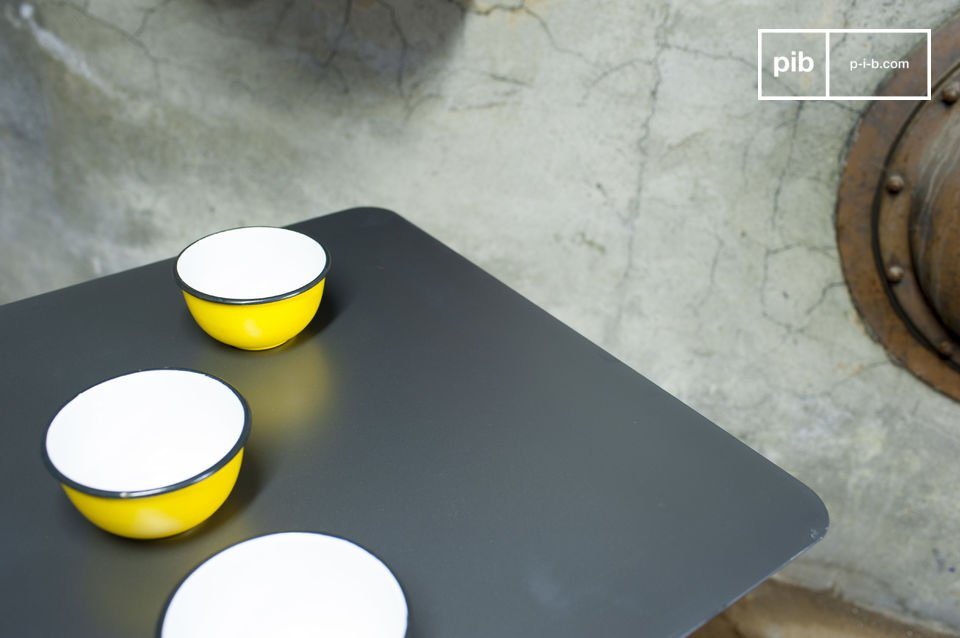 Industrial design, very practical and minimalist