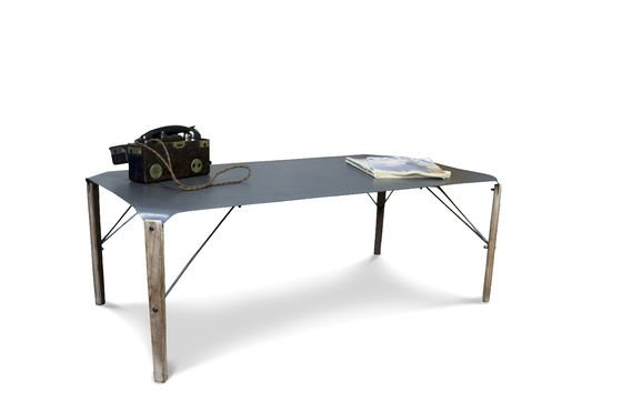 Bow boffee table Clipped