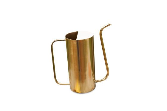 Brass jug Sterling Clipped