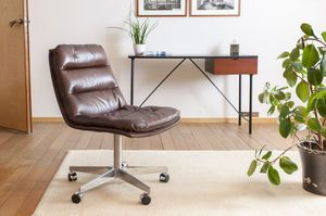 Breunor leather office chair