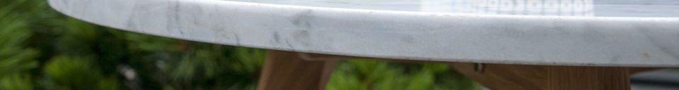 Material Details Briët coffee table