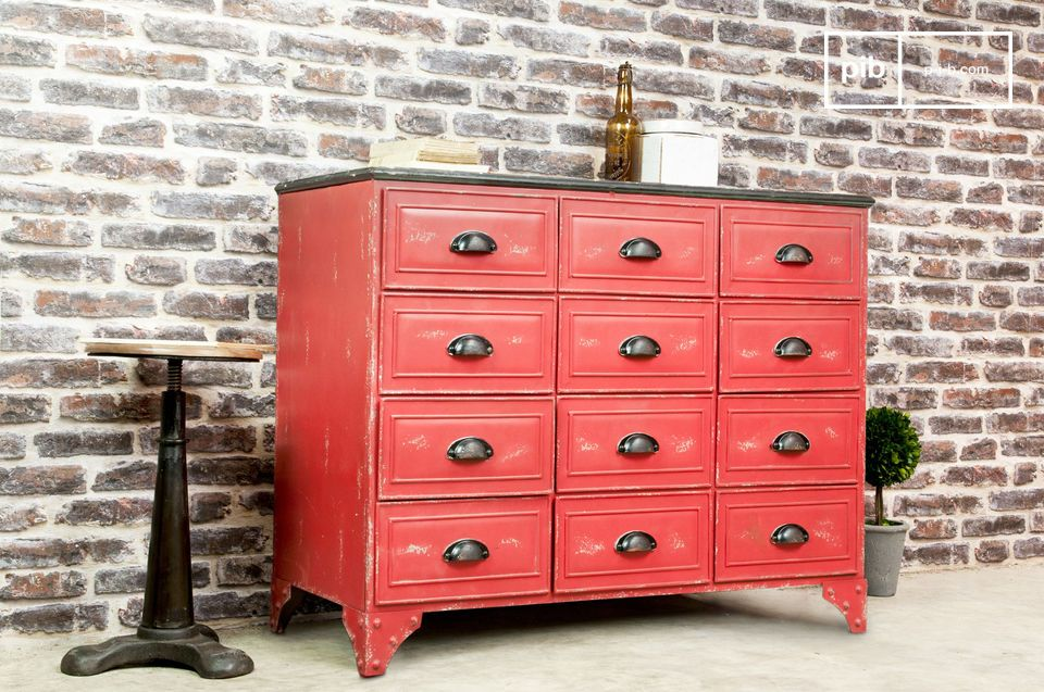 Why is the Brighton industrial sideboard