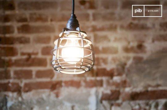 Bristol pendant lamp