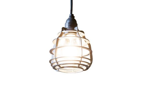 Bristol pendant lamp Clipped
