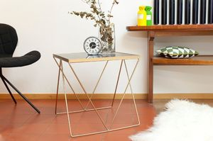 Bumcello golden side table