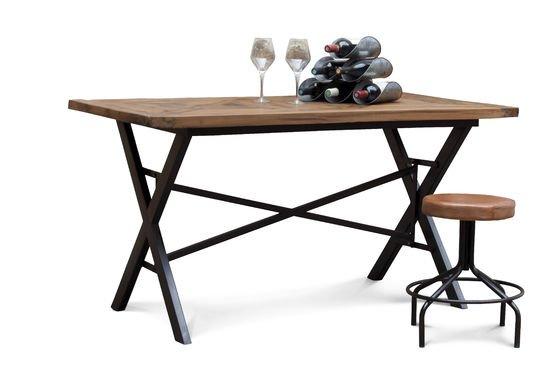 Cadé table 180cm Clipped