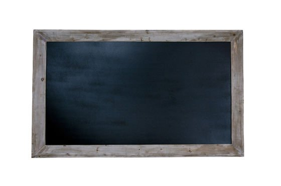 Cafe blackboard 115x190cm Clipped