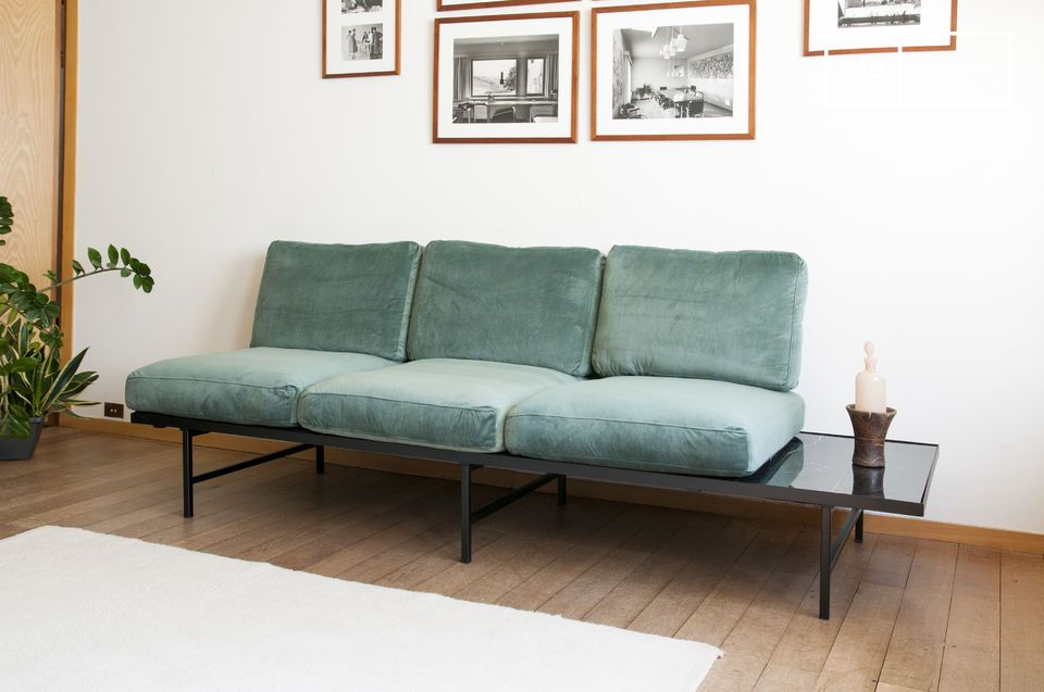 The Carthy sofa has a deep and comfortable seat