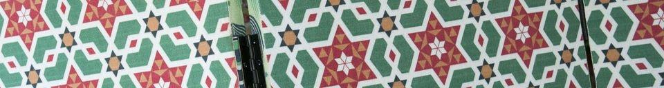 Material Details Césarée room divider