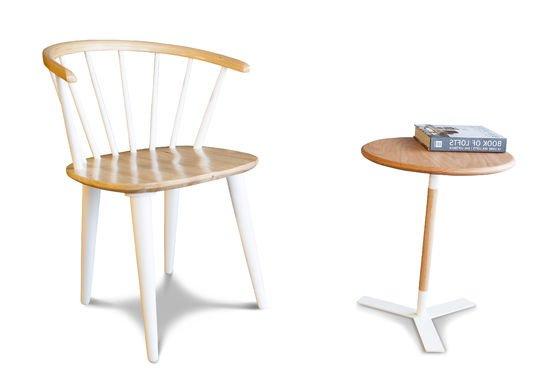 Chair Lidingö Clipped
