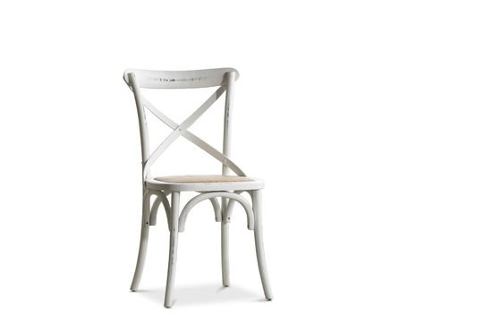 Chair Pampelune white Clipped