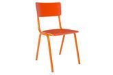 Chair Skole orange