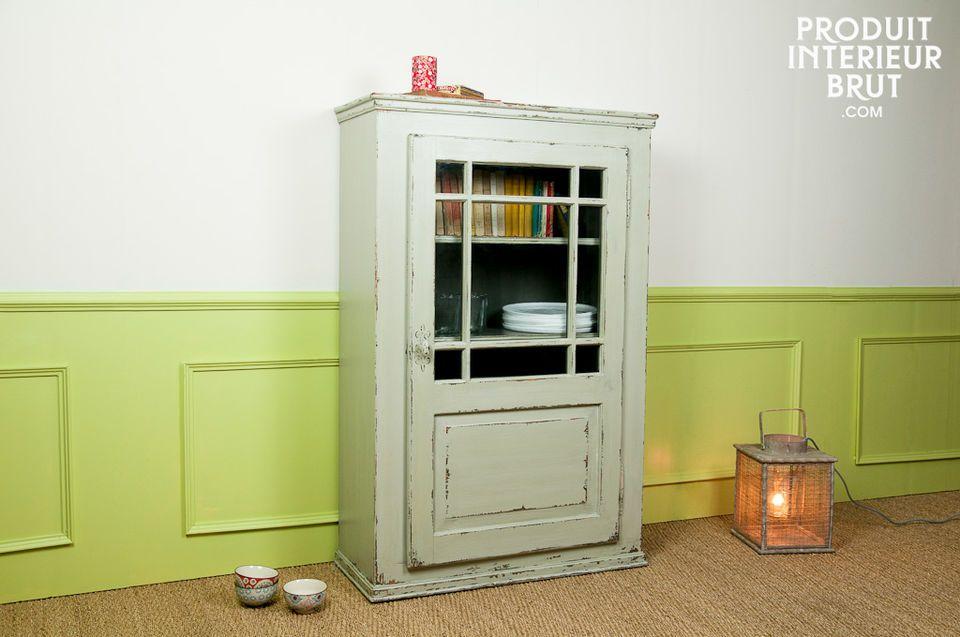 Charlotte wooden cupboard