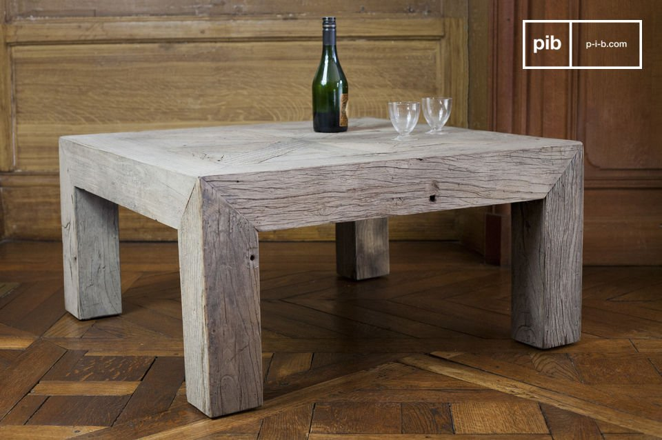 Charpente coffee table