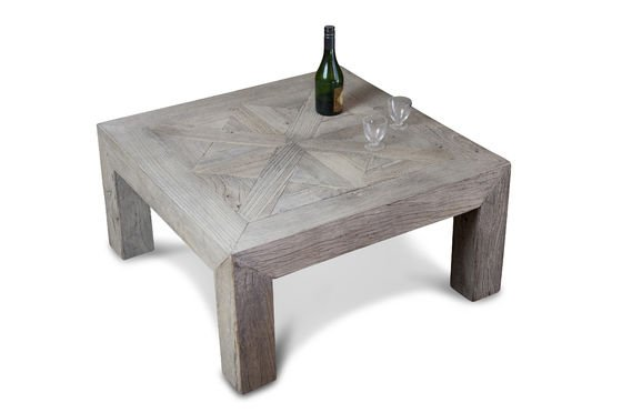 Charpente coffee table Clipped
