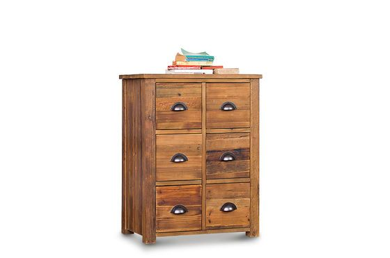 Chest of 6 drawers Buick Clipped