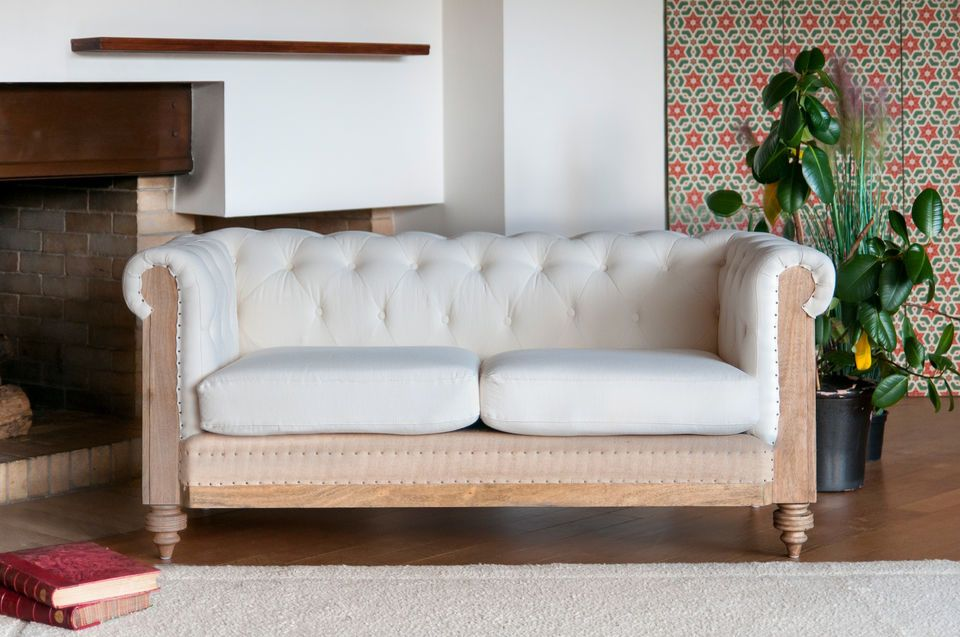 Chesterfield Montaigu 2-seater sofa