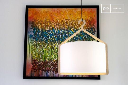 Cintrée hanging lamp