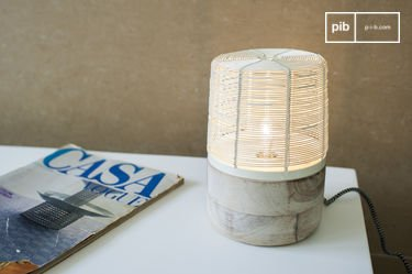Cistella table lamp