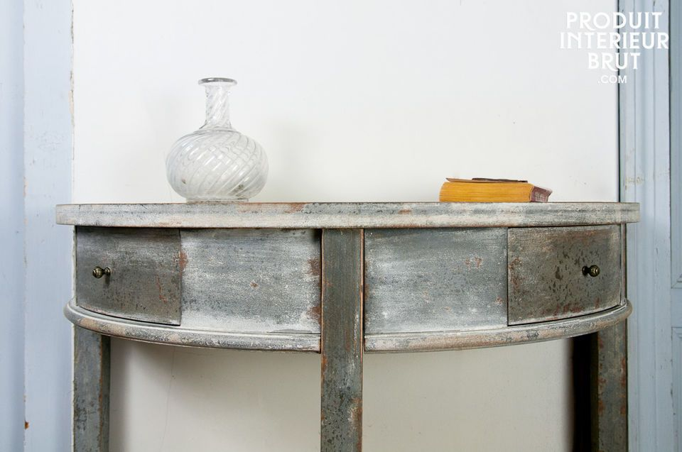 This Clair de Lune console would be a compelling choice