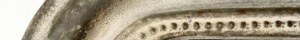Material Details Clair de Lune Mirror